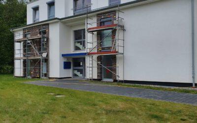 Bauvorhaben Julius-Anger in Oberhausen